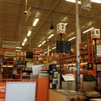 Photo taken at The Home Depot by John N. on 9/11/2012