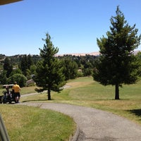 Photo taken at Grayson Woods Golf Course by Chelle G. on 6/29/2012
