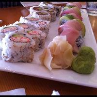 Photo taken at Miyabi Sushi by Andy S. on 4/20/2012
