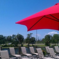 Photo taken at Pool Side At The Arbors by Jessica D. on 4/28/2012