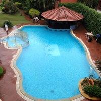 Photo taken at Hotel Baga Marina by Shweta on 8/31/2012