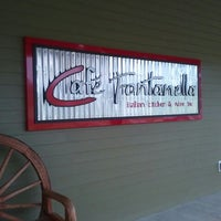 Photo taken at Cafe Fontanella by Rachelle S. on 3/23/2012