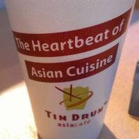 Photo taken at Tin Drum Asian Kitchen - The Collection at Forsyth by Krishna P. on 7/16/2012