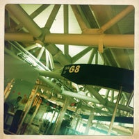 Photo taken at Gate G8 by Andy on 9/2/2012