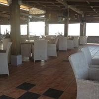 Photo taken at Captain Cafe Bar Restaurant by Elena on 9/11/2012