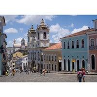 Photo taken at Largo do Pelourinho by  Edson Magoolin™ C. on 8/6/2012
