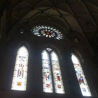 Photo taken at York Minster by Alona D. on 2/11/2012