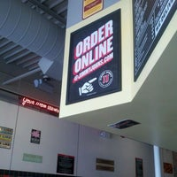Photo taken at Jimmy John's by Sydney T. on 3/1/2012