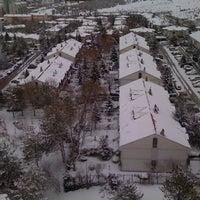 Photo taken at Çayyolu by başak ç. on 2/17/2012