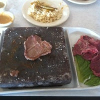 Photo taken at Steak On A Stone by Teodoro on 7/18/2012