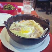 Photo taken at Dozo Japanese Sushi by Antonio S. on 6/11/2012