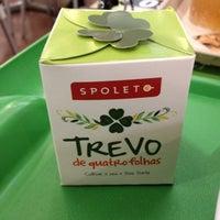 Foto tomada en Spoleto Culinária Italiana por Manuella N. el 7/31/2012