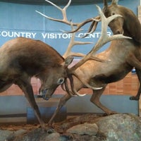 Photo taken at Elk Country Visitor Center by Jennifer B. on 9/3/2012
