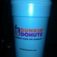 Photo taken at Dunkin Donuts by Kevin S. on 6/21/2012