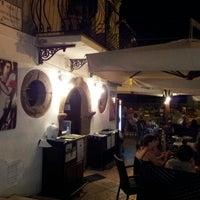 Photo taken at Café Du Port by Peppe on 8/18/2012
