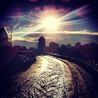 Foto tirada no(a) Puente Peatonal Condell por Cristian B. em 6/21/2012