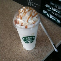 Photo taken at Starbucks by Jessica T. on 5/10/2012