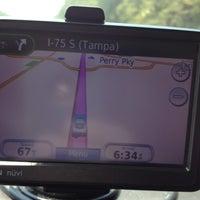 Photo taken at Interstate 75 by David R. on 6/30/2012