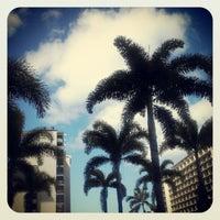Photo taken at Embassy Suites by Hilton Waikiki Beach Walk by Takahiro Y. on 6/11/2012