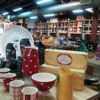 Photo taken at Monsieur Marcel Gourmet Market by Anaya S. on 8/8/2012