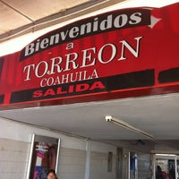 Photo taken at Central de Autobuses de Torreón by Julian R. on 3/6/2012