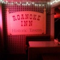 Photo taken at Roanoke Inn by Mark W. on 4/22/2012