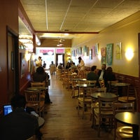 Photo taken at Espresso Royale Cafe by Ned B. on 8/13/2012