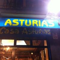 Foto tomada en Casa de Asturias por Maria D. el 7/20/2012