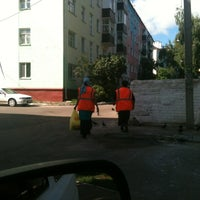 Photo taken at Гараж 116 by Олег С. on 7/28/2012