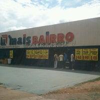 Photo taken at Mais Bairro by Daniel N. on 5/15/2012