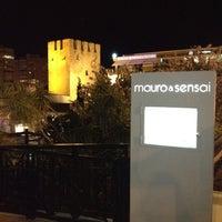 Photo taken at Mauro&sensai by Carolin J. on 5/12/2012