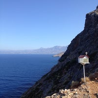 Photo taken at Kokkino Chorio by Kim on 6/30/2012