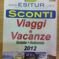 5/24/2012에 Daniele C.님이 Tour Operator Agenzia Viaggi Esitur에서 찍은 사진