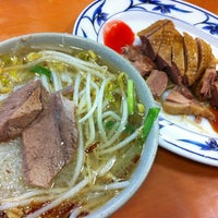 Photo taken at 鴨肉扁・土鵝專賣店 by Peter C. on 6/29/2012