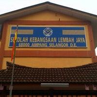Photo taken at Sk Lembah Jaya by Mim Z. on 8/3/2012