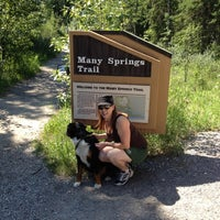 Photo taken at Bow Valley Provincial Park by Matt S. on 7/7/2012