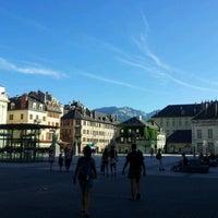 Photo taken at Café Du Palais by Clara S. on 7/30/2012