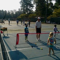 Photo taken at Millbrook Tennis Center by Willie M. on 7/7/2012
