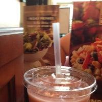 Photo taken at Corner Bakery by Frauke S. on 7/30/2012