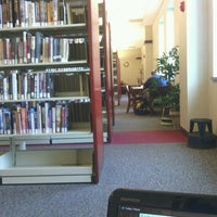 Photo taken at Franklin Public Library by Richard B. on 7/2/2012