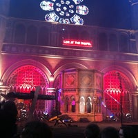 Photo taken at Union Chapel by Michael R. on 5/5/2012