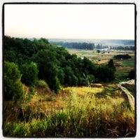Снимок сделан в Гора Для Полётов На Парапланах пользователем Inna B. 8/24/2012