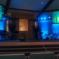 Photo taken at Saylorville Church by Bradley P. on 3/25/2012