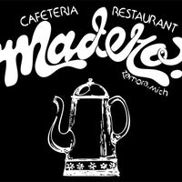 Photo taken at Cafetería Madero by Mario G. on 7/29/2012