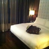 Photo taken at Kimpton Hotel Palomar San Diego by  ℋumorous on 3/31/2012