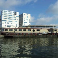 Photo taken at Western Rivercruise Terminal by Cindy L. on 8/30/2012