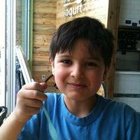 Photo taken at Boom Yogurt Bar by James C. on 3/18/2012
