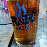Photo taken at R&R Grill by Melissa D. on 4/20/2012