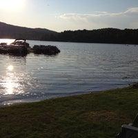 Photo taken at Gauthier's Saranac Lake Inn by Clayton C. on 8/25/2012