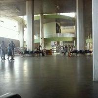 Photo taken at Terminal Integrado de Passageiros (TIP) by Andie A. on 8/25/2012